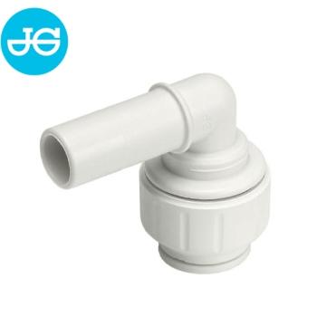 90° Einsteck-Winkel-Verbinder PEM221515W - Ø 15 mm