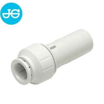Einsteck-Reduzier-Verbinder PEM061510W - Ø 15 mm x 10 mm